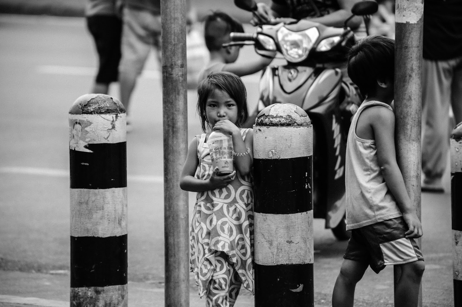 The Streets of Manila - Philippines Street Photography