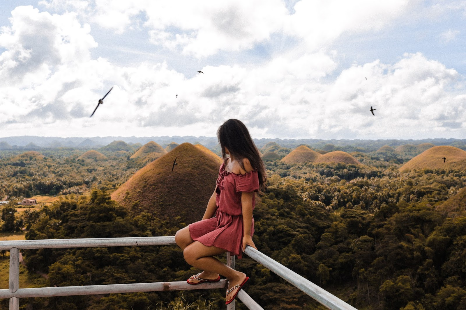 Chocolate Hills of Bohol, Discovering the Philippines - Little ...